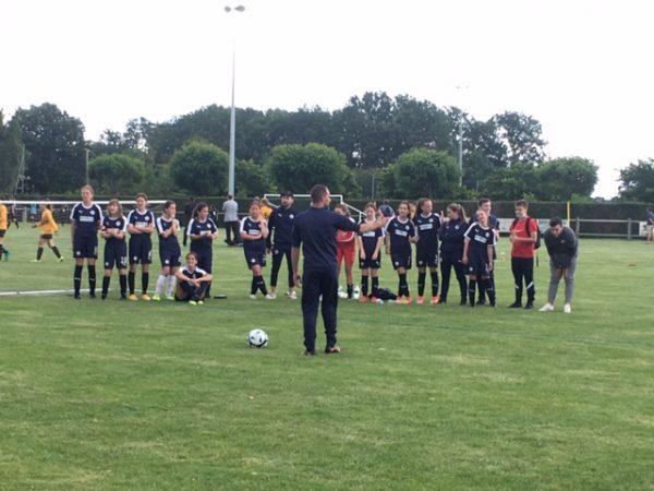 SOS Femmes au tournois CST Ladies Cup